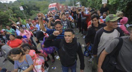 Νέο «καραβάνι» μεταναστών ξεκίνησε με προορισμό τις ΗΠΑ