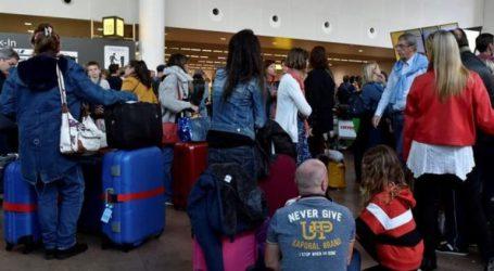 Ακυρώθηκαν περίπου 130 πτήσεις στο αεροδρόμιο των Βρυξελλών