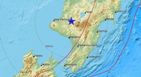Σεισμός 6,1R στη Ν. Ζηλανδία