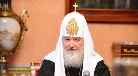 Ο Πατριάρχης Κύριλλος κάνει λόγο για εντολή καταστροφής της ενότητας της Ορθοδοξίας