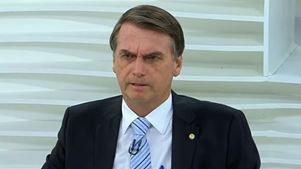 Ο Ζ.Μπολσονάρου δηλώνει αποφασισμένος να διευρύνει την οπλοκατοχή