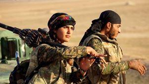 Ειδικές μονάδες των Κούρδων στάλθηκαν στο Ντέιρ Εζόρ για να εκδιώξουν μαχητές του Ισλαμικού Κράτους