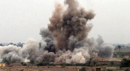 Επτά Κούρδοι σκοτώθηκαν σε βομβαρδισμό