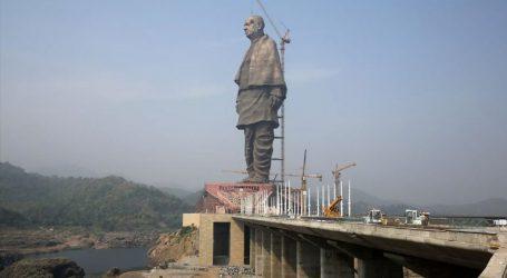 Αποκαλύφθηκε το υψηλότερο άγαλμα στον κόσμο