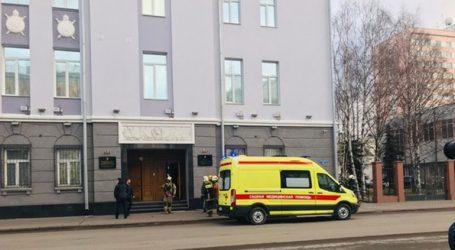 Ρωσία: Έκρηξη με άρωμα τρομοκρατίας στην Υπηρεσία Ασφαλείας