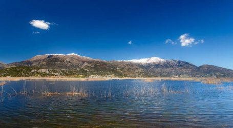 Η μυθική λίμνη της Στυμφαλίας στην Κορινθία