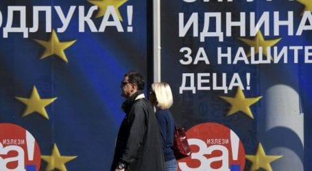 Οι ερμηνείες μετά την επικράτηση του ισχνού «ναι» στο δημοψήφισμα στα Σκόπια