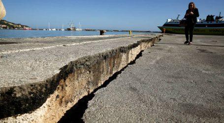 Σε κατάστασης πλήρους επιφυλακής η Ζάκυνθος μετά τον σεισμό