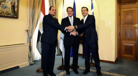 Στην Ελούντα η 6η Σύνοδος Κορυφής Ελλάδας-Κύπρου-Αιγύπτου