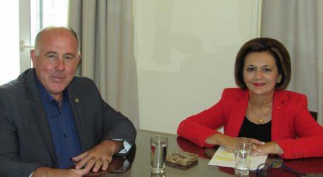 Χρυσοβελώνη: Χρέος μας η κατά το δυνατόν ταχύτερηαποκατάσταση των ζημιών