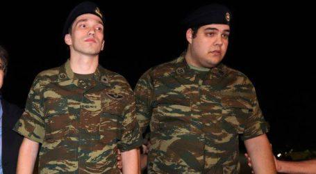 Τι απαντά το ΓΕΕΘΑ για την ΕΔΕ για τους δύο Έλληνες στρατιωτικούς