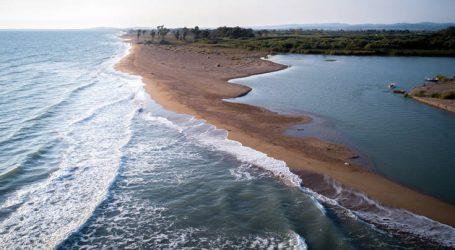 Εντυπωσιακές εικόνες από το Δέλτα του ποταμού Αλφειού