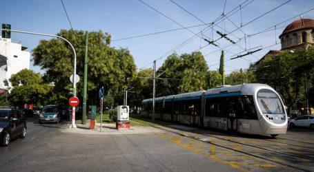Διακόπτεται άμεσα η κυκλοφορία του τραμ στο τμήμα Κασομούλη-Σύνταγμα