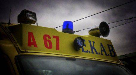 Νεκρό 6χρονο παιδί που παρασύρθηκε από ΙΧ