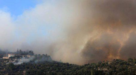 Ενισχύονται οι πυροσβεστικές δυνάμεις στη Χαλκιδική