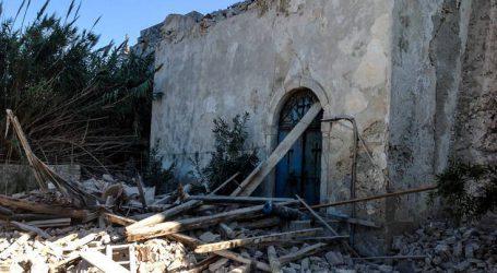 Προσωρινά ακατάλληλα μετά το σεισμό στη Ζάκυνθο 124 κτίρια