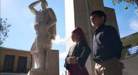 Με λαμπρότητα οι εκδηλώσεις για το έπος του 1940 σε Ηράκλειο και Ρέθυμνο