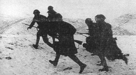 Οι ήρωες Έλληνες πολέμησαν το '40 υπό ακραίες μετεωρολογικές συνθήκες