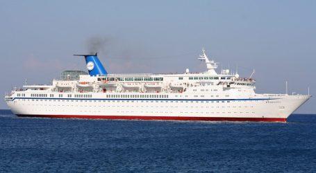 Στο λιμάνι του Βόλου με 804 επιβάτες το κρουαζιερόπλοιο «Golden Iris»