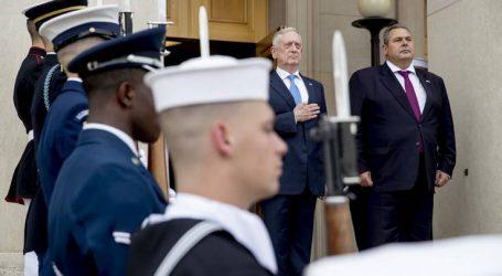 Νέες αμυντικές συμφωνίες με τις ΗΠΑ συζήτησε ο Πάνος Καμμένος στο Πεντάγωνο
