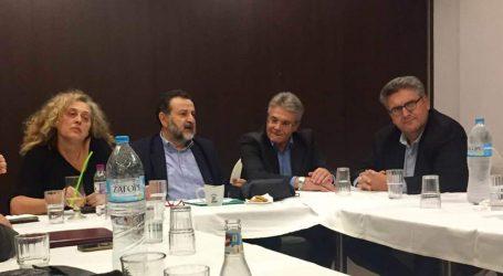 Πως υποδέχθηκε ο Γ.Αναστασίου την ήττα στην αξιολόγηση του ΚΙΝΑΛ