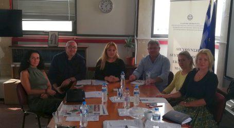 Αντιπροσωπεία του ΤΕΕ Μαγνησίας στη Δευτεροβάθμια Εκπαίδευση