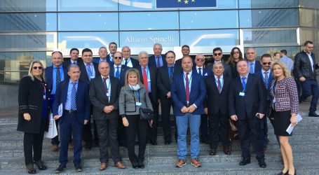 Στις εργασίες του 5ου Ευρωπαϊκού Κοινοβουλίου Επιχειρήσεων ο Πρ. του Επιμελητηρίου Μαγνησίας