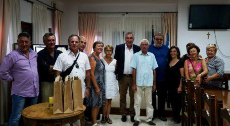 Δεσμοί φιλίας τριάντα ετών συνδέουν τους αδελφοποιημένους Δήμους Ζαγοράς – Μουρεσίου και Juigne Γαλλίας