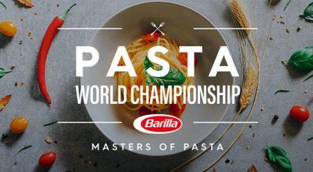Δεκαοκτώ «μαέστροι» από το χώρο της παγκόσμιας γαστρονομίας διαγωνίζονται για τον τίτλο του Master of Pasta