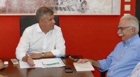 Άλλαξε γνώμη ο Γραβρόγλου: Ξεχωριστά θα συναντήσει αύριο δημάρχους και περιφερειάρχη για το Πανεπιστήμιο και το ΤΕΙ Θεσσαλίας – Εμμένει σε κοινή συνάντηση η Περιφέρεια