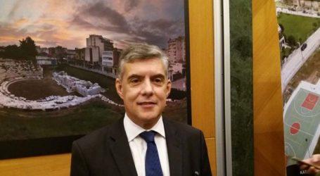 Σε συνέδριο στις Βρυξέλλες για τις επενδύσειςσε κοινωνικές υποδομές μιλά ο Κ. Αγοραστός