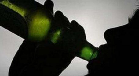 Λάρισα: Οι κλέφτες είχαν ανάγκη από αλκοόλ