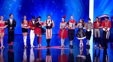 """Αυτοί είναι οι Λαρισαίοι χορευτές που έβαλαν… φωτιά στο """"Ελλάδα έχεις ταλέντο"""" – Δείτε το βίντεο"""