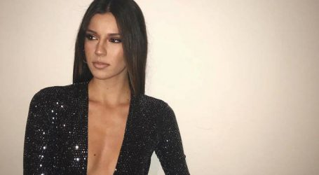 Η Χριστιάνα Σκούρα είναι η καλλονή του Greece's Next Top Model
