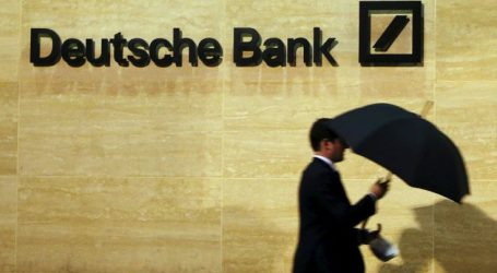 Μεγάλη μείωση στα καθαρά της κέρδη ανακοίνωσε η Deutsche Bank