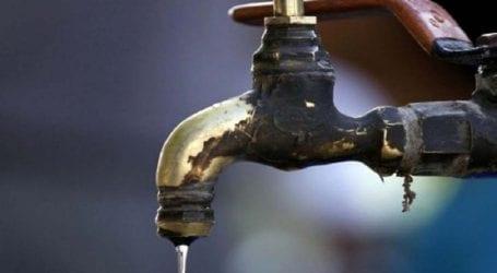 Χωρίς νερό αύριο κεντρικός δρόμος της Λάρισας