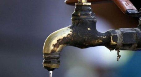 Διακοπή νερού την Πέμπτη σε κεντρικούς δρόμους της Λάρισας