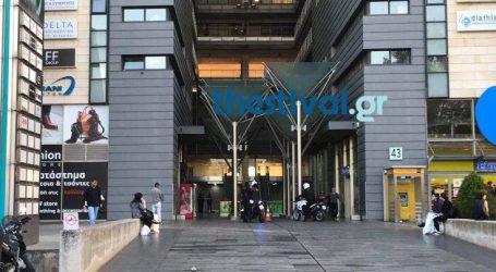 Βουτιά θανάτου για 38χρονο από μπαλκόνι εμπορικού κέντρου στη Θεσσαλονίκη