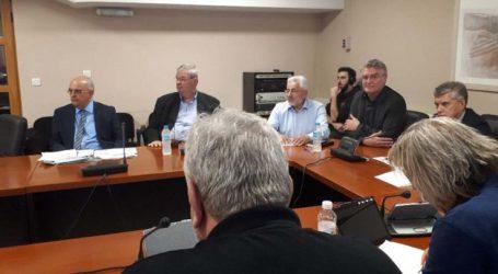 Συνάντηση των Συντονιστών Αποκεντρωμένων Διοικήσεων με την Ένωση Περιφερειών Ελλάδας