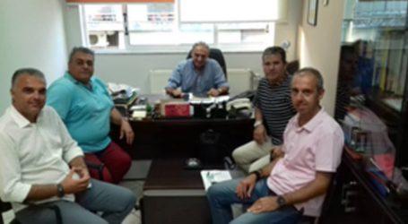 Προσωρινή παραχώρηση αίθουσας στην ΕΣΠΕΘ από το δήμο Λαρισαίων