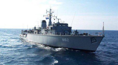 Παρά τις τουρκικές προκλήσεις, η Ελλάδα στέλνει πλοίο σε τουρκική άσκηση