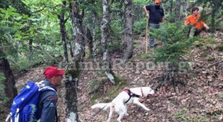 Μετά από 24 ημέρες βρέθηκε νεκρός ο ηλικιωμένος βοσκός στην Αγία Άννα Βοιωτίας