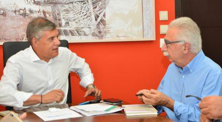 Αγοραστός: Kοινή συνάντηση των Αιρετών της Αυτοδιοίκησης Α'&Β' Βαθμού με την πολιτική ηγεσία του Υπ.Παιδείας