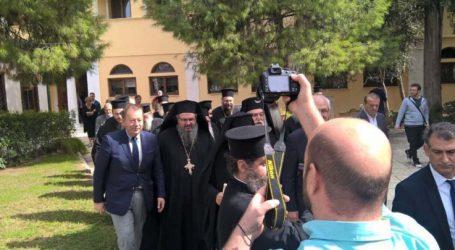 Τι λέει ο γνωστός θεολόγος Χαράλαμπος Ανδρεόπουλος για την εκλογή Ιερώνυμου (video)