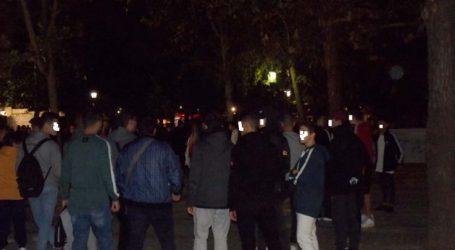 Συγκέντρωση με μικρή συμμετοχή κατά Κούγιαστη Λάρισα (φωτο)