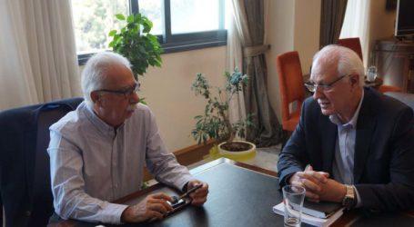 Τελικές αποφάσεις για τις συγχωνεύσεις ΤΕΙ και Πανεπιστημίων μετά από διαβούλευση είπε ο Γαβρόγλου κατά τη συνάντηση με Καλογιάννη