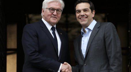 Σε Αθήνα και Καλαμάτα ο πρόεδρος της Γερμανίας