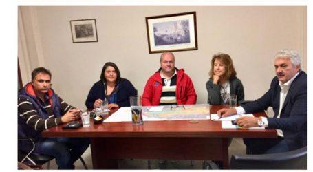 Συνάντηση εργασίας εκπροσώπων Φορέα Διαχείρισης Κάρλας – Μαυροβουνίου – Κεφαλόβρυσου Βελεστίνου – Δέλτα Πηνειού με το δήμαρχο Τεμπών