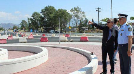 Ετοιμάζονται 5 νέοι κυκλικοί κόμβοι στη Λάρισα