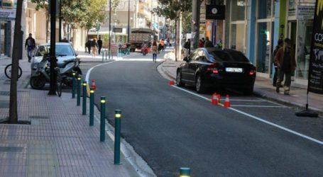 Κυκλοφοριακές ρυθμίσεις στην οδό Μανδηλαρά την Κυριακή
